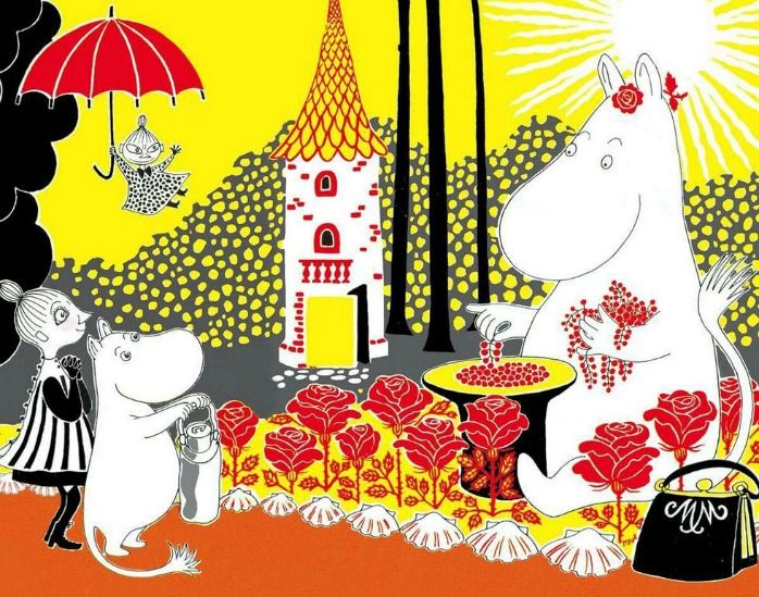 facts about moomins