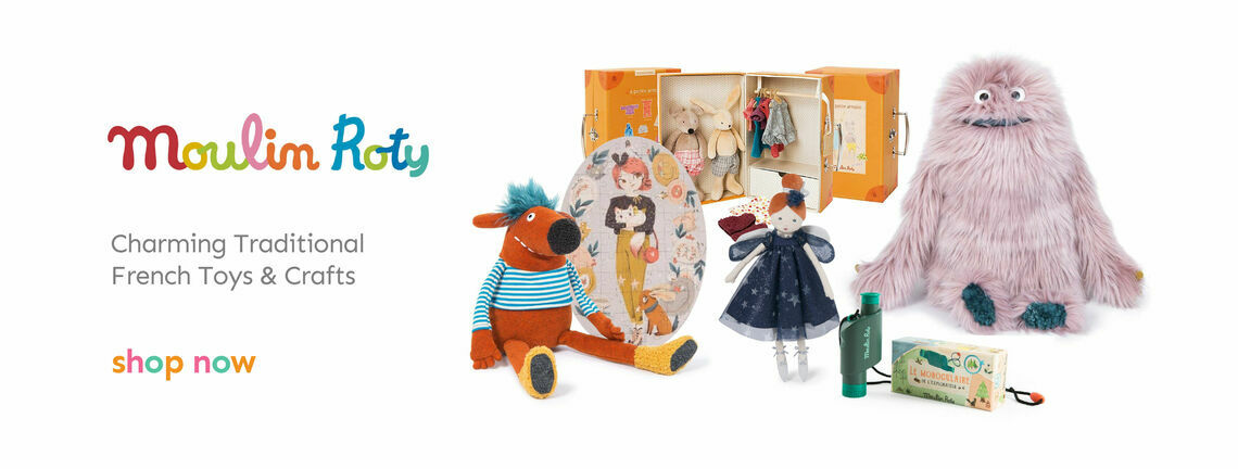 Shop Our Moulin Roty Range