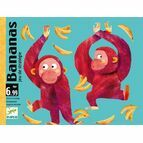 Djeco Card Game - Bananans