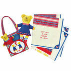 Tate Publishing Alice Melvin Cut Out and Sew Bears in a Bag