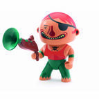 Djeco Pirate Figure - Bronson