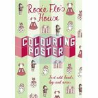 Rosie Flo Colouring Poster's House