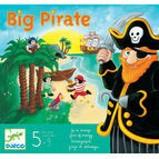 Djeco Board Game - Big Pirate