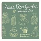 Rosie Flo Colouring Book - Garden