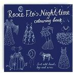 Rosie Flo Colouring Book - Night Time