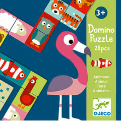 Djeco Animo Domino Game