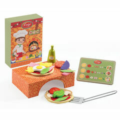 Djeco Luigi Pizza Play Set