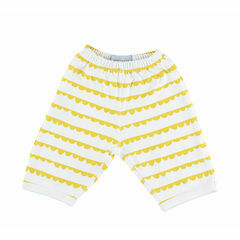 Bob & Blossom Trousers - Yellow Bunting
