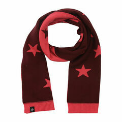 Molo Fresh Star Scarf - Grape Wine