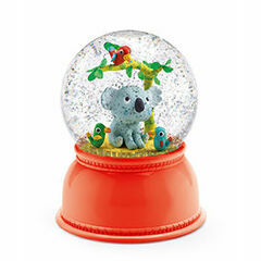 Djeco Glitter Globe Night Light - Kali the Koala