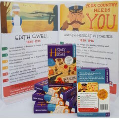 History Heroes Card Game - World War 1