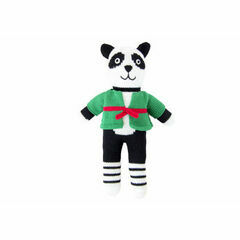 Global Affairs  Knitted Panda Soft Toy