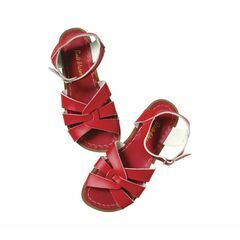 Saltwater Original Sandal (Adult & Child) - Red