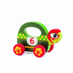 Djeco Push Long Toy - Speedy