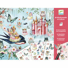 Djeco Decals - In Fairyland
