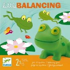 Djeco Board Game - Little Balancing