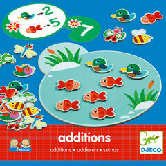 Djeco Educational Game - Additions