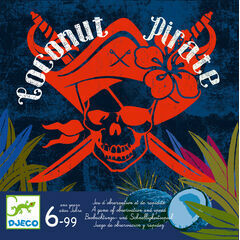 Djeco Game - Coconut Pirate