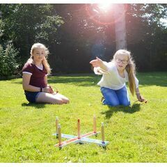 Wooden Garden Quoits
