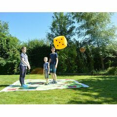 Giant Snakes & Ladders Set - 3 x 3m