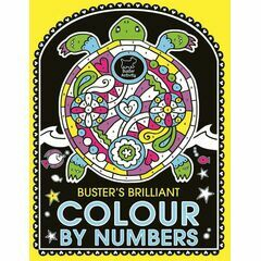 Buster\'s Brilliant Colour by Numbers