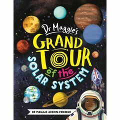 Dr Maggie\'s Grand Tour of the Solar System