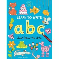 Learn to Write ABC