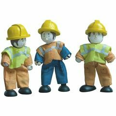 Le Toy Van Construction Workers - Budkins Gift Pack
