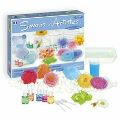 Sentosphère Artistic Soap Making Kit