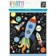Outer Space Party Bags (Pack of 8)