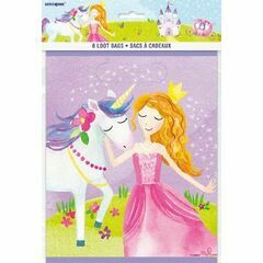 Magical Princess Party Bags (Pack of 8)