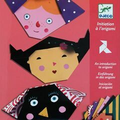 Djeco Origami Kit - Faces