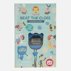 Tiger Tribe Beat the Clock - Stopwatch Set