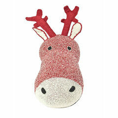 Anne-Claire Petit Reindeer Head - Red