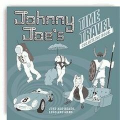 Rosie Flo Colouring Book - Johnny Joe's Time Travel