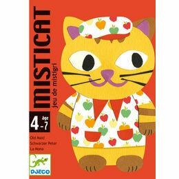Djeco Card Game - Misticat