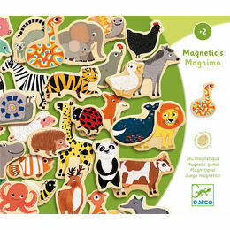 Djeco Magnetic Game - Magnimo