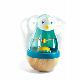 Djeco Roly Poly Pingui Penguin Early Development Toy