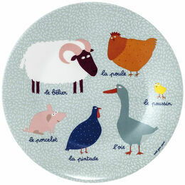 Petit Jour Paris Farm Side Plate