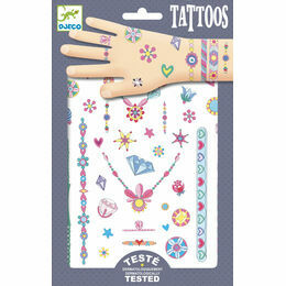 Djeco Temporary Tattoos - Jenni's Jewels