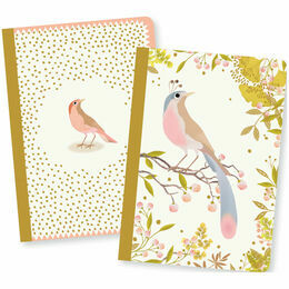 Djeco Notebooks - Tinou (Set of 2)