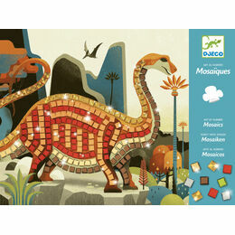 Djeco Mosaic Workshop - Dinosaurs