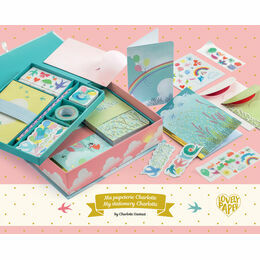 Djeco Stationery Set - Charlotte