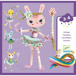 Djeco Threading Kit - My Fairies