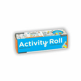 Mudpuppy Robotics Lab Activity Roll