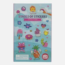 Tiger Tribe Stacks of Stickers - Little Cuties