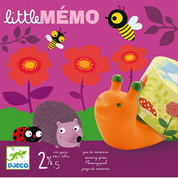 Djeco Little Memo Game - Memory Game