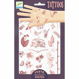 Djeco Temporary Tattoos - Hello Summer