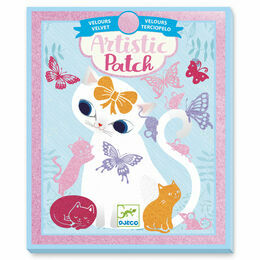 Djeco Artistic Patch - Little Pets