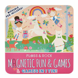 Floss & Rock Magnetic Game - Rainbow Fairy